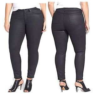 362ba9f5d4c ZCO Jeans - Plus Size Wax Coated Jeans