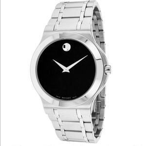 Movado Other - 💋SALE💋MOVADO MENS WATCH WITH WARRANTY!