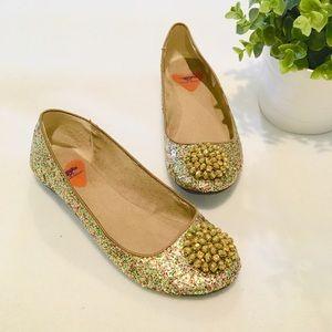 Rocket Dog Shoes - NWOT Sparkly Ballet Flats