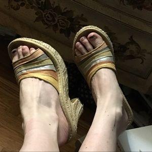 Volatile Shoes - volatile Andrea sandal size 8