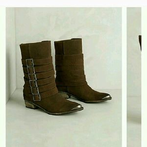 🌟Host Pick 🌟Anthropologie boots