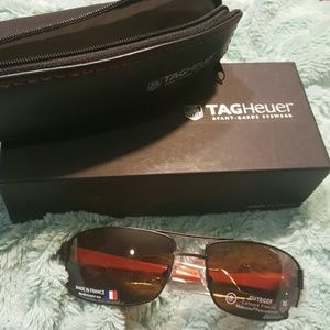 Tag Heuer Other - Tagheuer Sunglasses