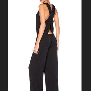 BB Dakota Pants - Black jumpsuit