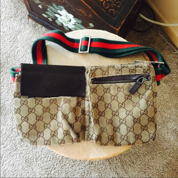 e58b286cc75991 Gucci Accessories | Authentic Fanny Pack Serial28566492783 | Poshmark