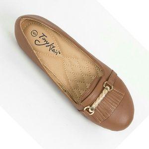 cd4b2469d19 Tory K Shoes - Women Mocassin Ballet Flats