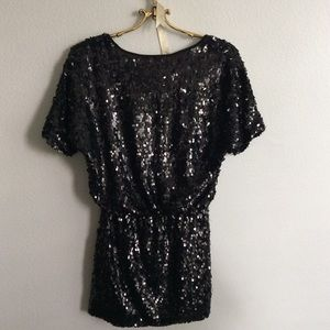 Stella McCartney Dresses & Skirts - Stella McCartney Black Sequin Dress