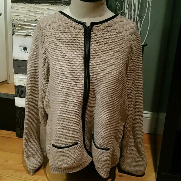 99% off Old Navy Sweaters - Old navy zip up sweater xl from ...