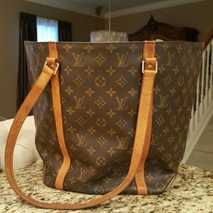 Vintage Louis Vuitton Babylone Tote