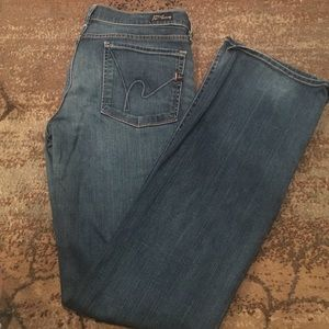 Citizens of Humanity Denim - Citizens of Humanity Kelly #001 stretch jeans