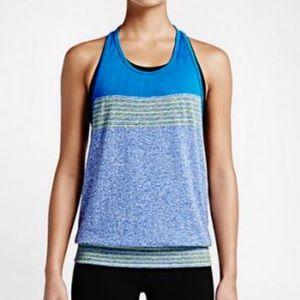 Nike DriFit Knit Loose Training Top