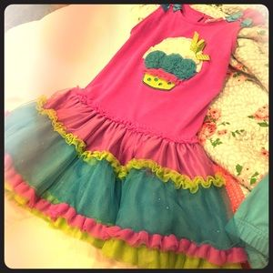 Emile et Rose Other - Cup cake tutu outfit
