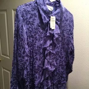 Coldwater Creek Tops - COLDWATER CREEK TOP/BLOUSE