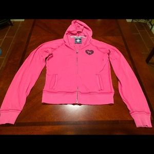 PINK Victoria's Secret Sweaters - Classic Rare Pink Hoodie