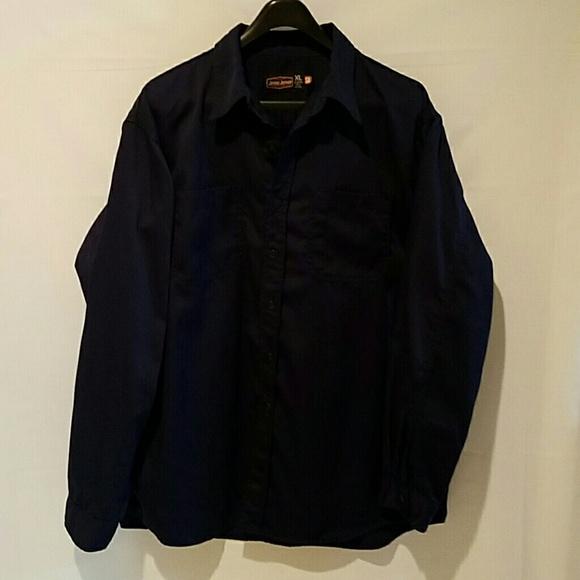 7c1988320 Jesse James Other - Jesse James Industrial Workwear Shirt