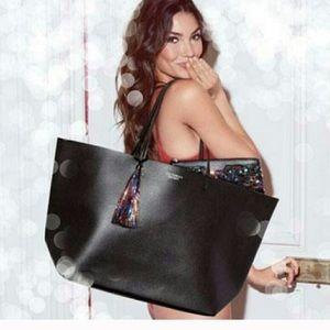 Victoria's Secret Handbags - $34 Victoria's Secret Tote & Makeup bag