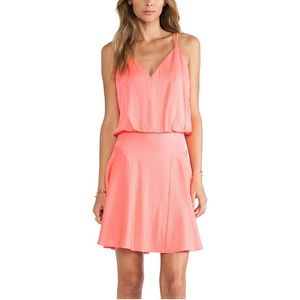 Milly Dresses & Skirts - NWT MILLY silk crepe blouson tank dress
