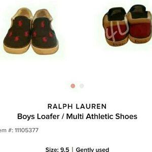 Ralph Lauren Other - Ralph Lauren Toddler Loafer
