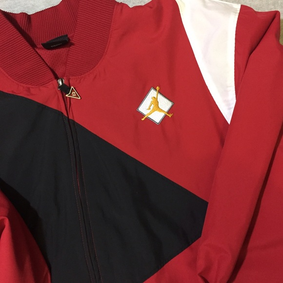 a8fd9236bbd Jordan Jackets & Coats   Mens Air Vii Vintage Track Jacket   Poshmark