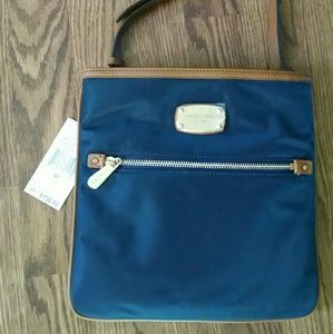 Michael Kors Handbags - Michael kors navy