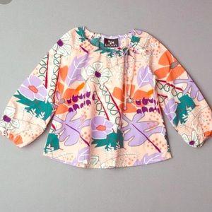 Llum Other - Llum girls' 10 peasant blouse