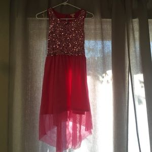 ruby & bloom Other - Girls sequin dress