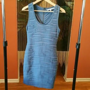 Rachel Roy Pleated/Ruched Dress