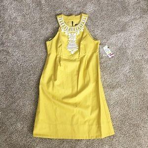 Yellow INC Dress