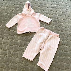 Kissy Kissy Other - COZY Kissy Kissy Knit Pant & Sweater Set LIKE NEW