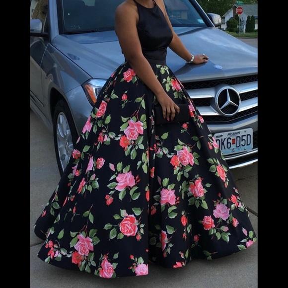554c0d8bcd5 Prom Dress- Sherri Hill 50333. M 584304bfc2845635cd033f8b