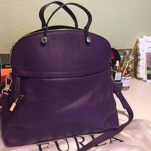 Furla Handbags - Purple Furla bag