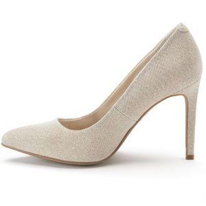 Jennifer Lopez Shoes - NEW JLo Metallic Heels