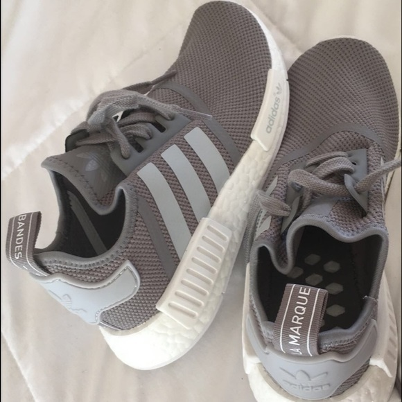 Adidas NMD in grey size 7.5 Women's
