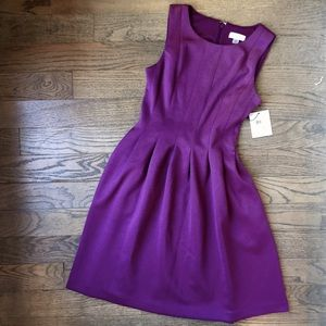 BMWT Calvin Klein Fit & Flare Dress