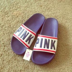 ✨🆕✨{Victoria Secret's} Sport Slides