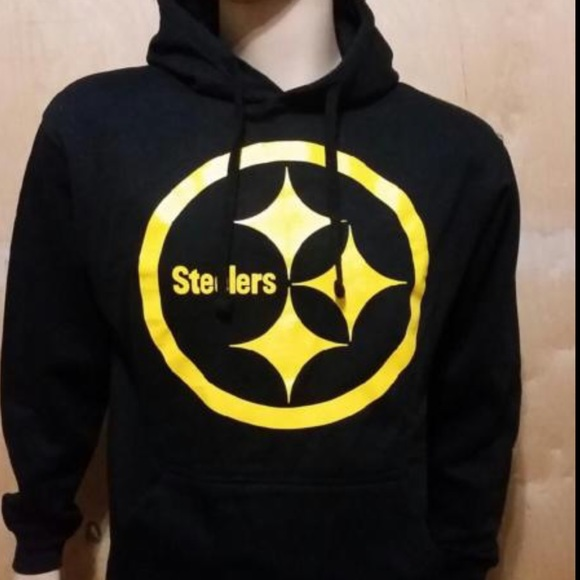 wholesale dealer de396 e3363 NWT Men's Pittsburgh Steelers Hoodie NWT