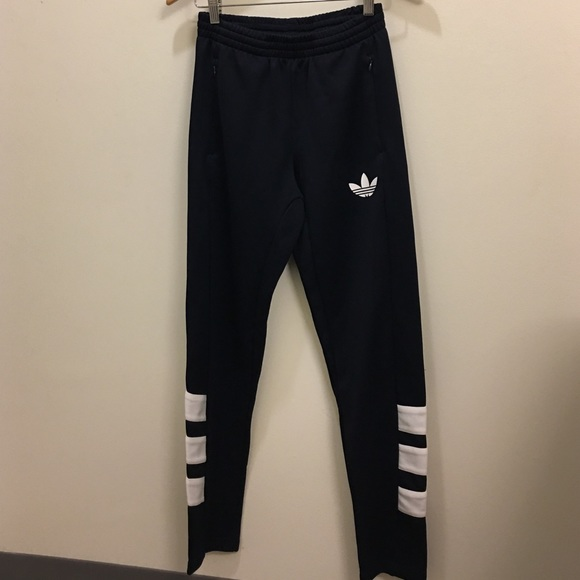 watch big sale newest style Mens Adidas track pants
