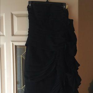 Gianfranco ferre black dress