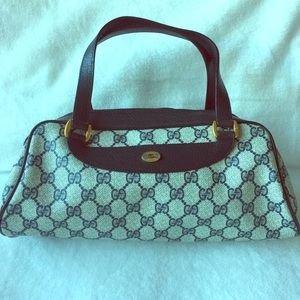 Gucci Anniversary Limited Edition Vintage Satchel