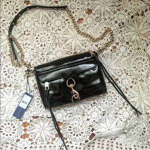 Rebecca Minkoff Handbags - Rebecca Minkoff Patent Mini Mac