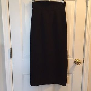Maxi Skirt by Laundry by Shelli Segal Size 6