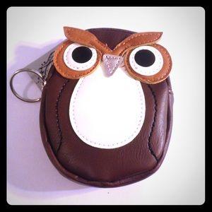 Yoki Handbags - Coin purse owl