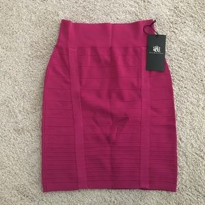 Rock & Republic pink skirt 