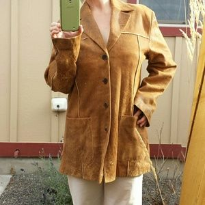 Scully Jackets & Blazers - Scully leather jacket coat L