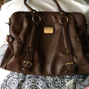 Great brown purse!