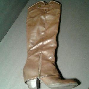 Fergalicious Shoes - FERGALICIOUS  Ledge riding boots