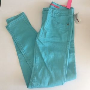 Tinseltown Denim - 🆕Skinny Aqua Denim Jeans by Tinseltown
