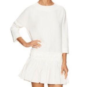 English Factory Dresses & Skirts - NWT English Factory Dropped Waist A-Line Dress