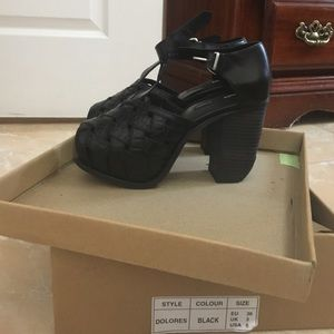 Miista Shoes - FINAL PRICE!! Miista Leather Dolores Shoes Size 6