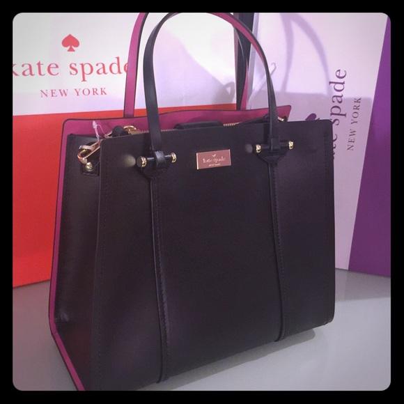50% off kate spade Handbags - Kate Spade Elodie Handbag Purse Bag ...