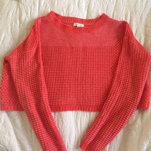 Urban Outfitters Crop Sweater